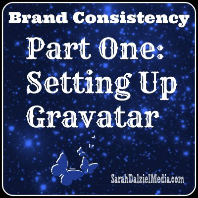 Brand Consistency: Getting Your Gravatar Personalized