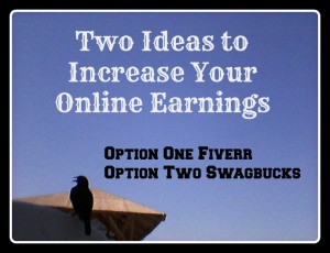 Two Options for Increased Online Earning