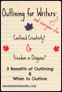 Outlining for Writers: Confined Creativity or Freedom in Disguise?