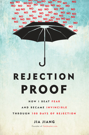 RejectionProof Book Review