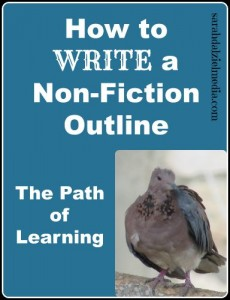How to Write a Non-Fiction Outline
