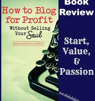 Blogging for Profit: A Book Review