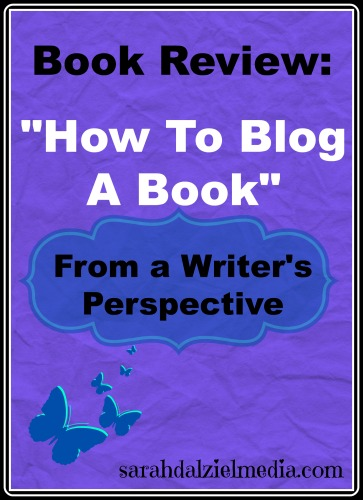 book review_how to blog a book