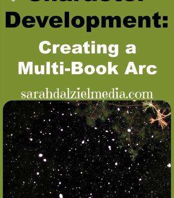 Character Development: Creating a Series-Long Character Arc