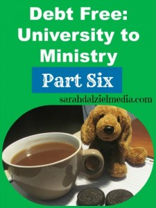 Debt Free University To Ministry: Exploring ministry free choice and internship