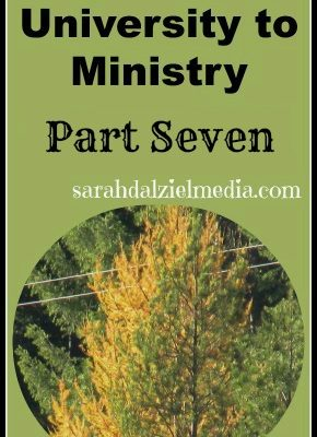 Debt Free University to Ministry Part Seven: Identifying your call, learning where you resonate