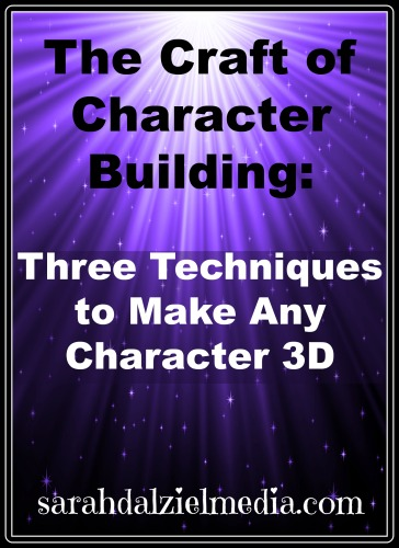 the craft of character building_three techniques to make any character 3D