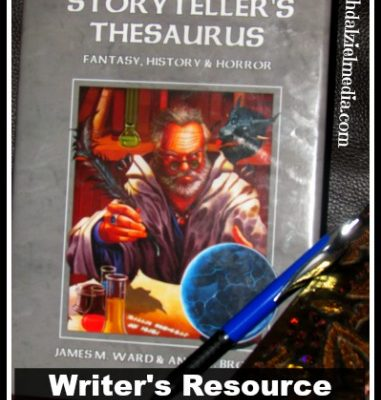 Writing Resources Book Review: The StoryTeller's Thesaurus