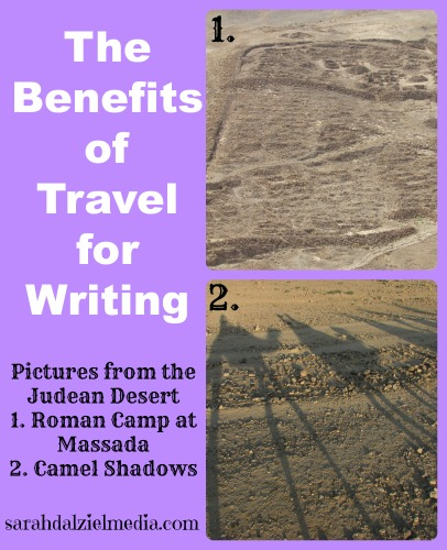 The benefits of travel for writing and writers
