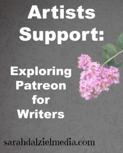 Artist Support: Exploring Patreon for Writers