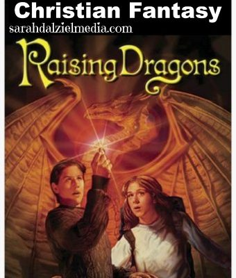 Christian Fantasy Book Review: Dragons In Our Midst Series