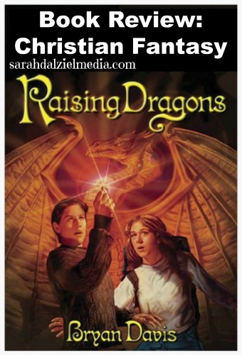 book review christian fantasy dragons in our midst series