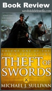 Theft of Swords: A Fantasy Book Review