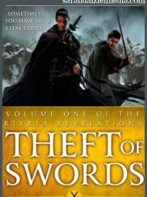 Theft of Swords: A Fantasy Book Review