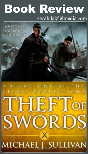 theft of swords fantasy book review