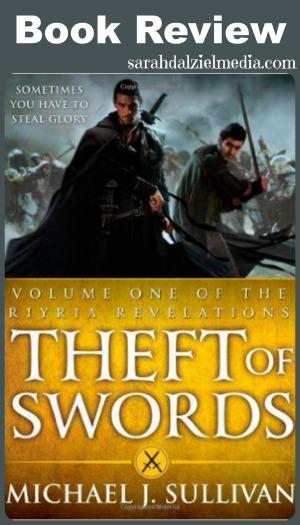theft of swords fantasy book review